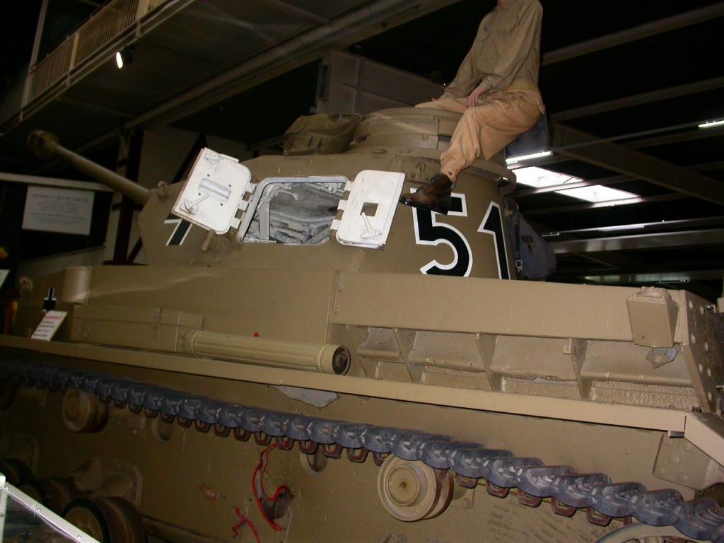 Sinsheim Panzer III
